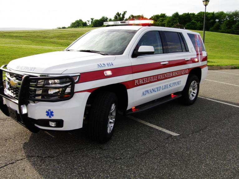 Purcellville Volunteer Rescue Squad
