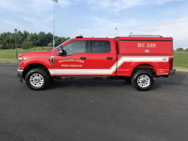 City of Manassas Park Fire and Rescue