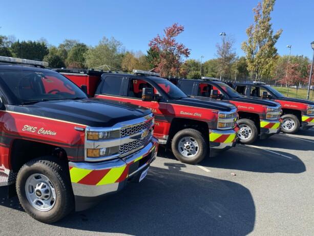 Alexandria Fire MARC Unit (#3)