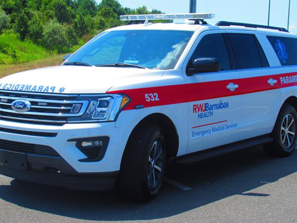 Robert Wood Johnson Hospital (RWJBH) Expedition Max (15 units)