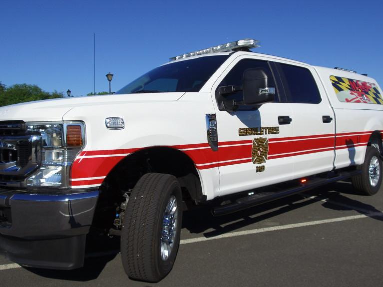 Girdletree Fire Dept Utility Response