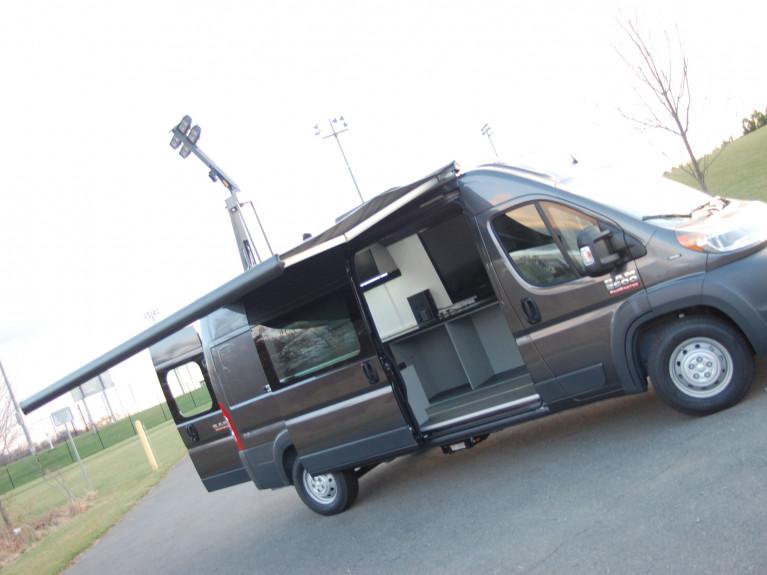 City of Falls Church Mobile Command Van