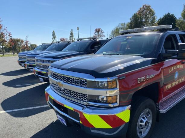 Alexandria Fire MARC Unit (#2)
