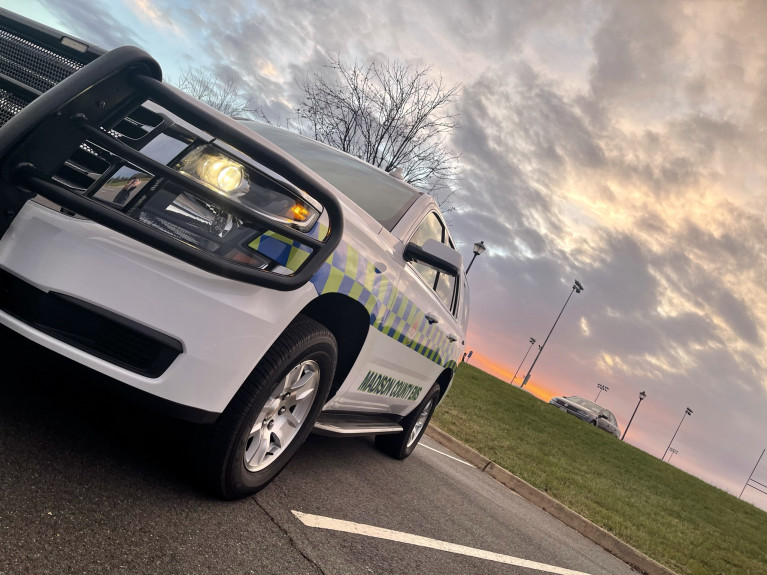 Madison County EMS Duty Officer Tahoe