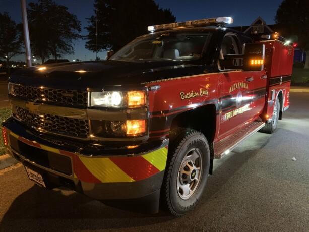 Alexandria Fire MARC Unit (#1)